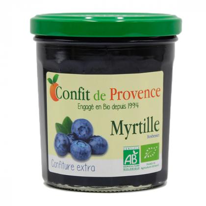 Confiture extra myrtille - 370g