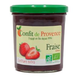 Confiture extra fraise - 370g