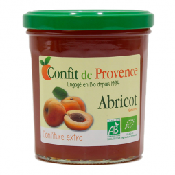Confiture extra abricot - 370g