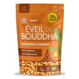 Eveil du bouddha cacahuètes banane - 360g