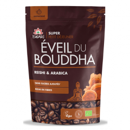 Eveil du bouddha reishi arabica - 360g