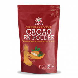 Cacao cru en poudre - 250g