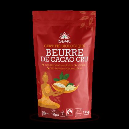 Beurre de cacao - 125g