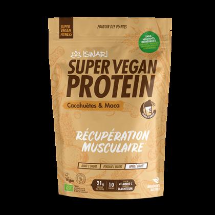 Super vegan protéine cacahuetes maca - 350g