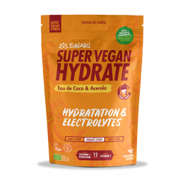 Super vegan hydrate eau coco acerola - 360g