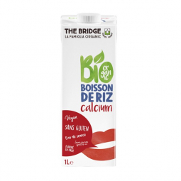 Boisson de Riz Calcium 1L THE BRIDGE