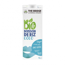 Boisson de Riz Coco - 1L - The Bridge