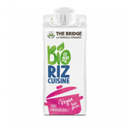 Crème de riz - 200ml - The Bridge