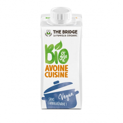 Crème d'Avoine - 200ml - The Bridge
