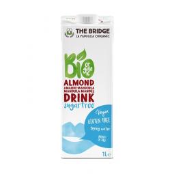 Boisson d'amande sans sucre - 1L - The Bridge