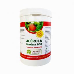 Acérola Maxima 960 - 200 comprimés