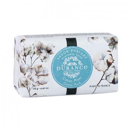 Savon parfumé - Coton musc - 125g