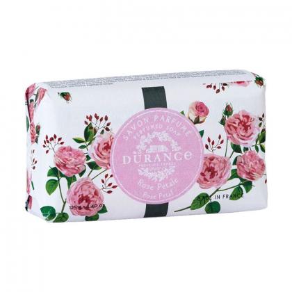 Savon parfumé - Rose pétale - 125g