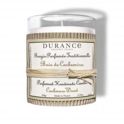 Bougie parfumée - Bois de cachemire - 180g