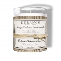 Bougie parfumée - Camélia blanc - 180g