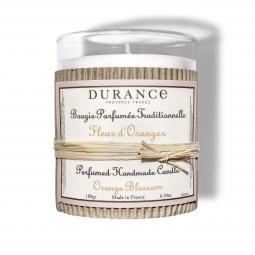 Bougie parfumée - Fleur d'oranger - 180g