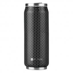 Canette isotherme - Métal texturé - 500mL