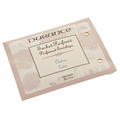 Sachet parfumé - Cèdre