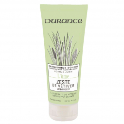Shampooing douche - Zeste de Vétiver - 200mL
