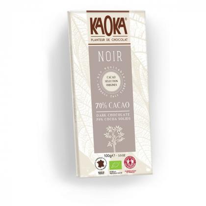 Chocolat noir 70% - 100g