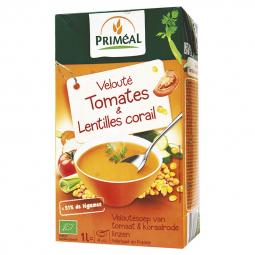 Velouté de tomates & lentilles corail - 1L