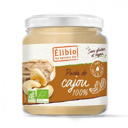 Purée de noix de cajou - 350g