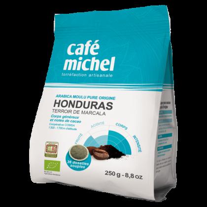 Café bio en dosettes - Honduras - 250g