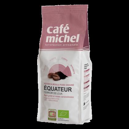Café bio moulu - Équateur - 250g