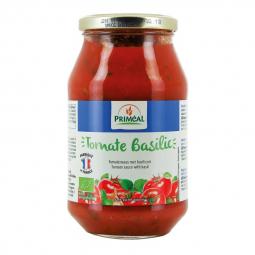 Sauce tomate basilic - 510g