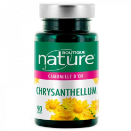 Chrysanthellum 90 Gélules BOUTIQUE NATURE