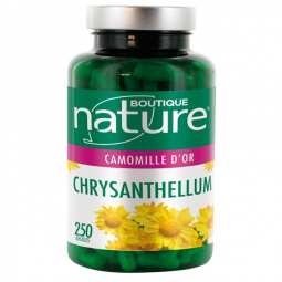 Chrysanthellum 250 Gélules BOUTIQUE NATURE