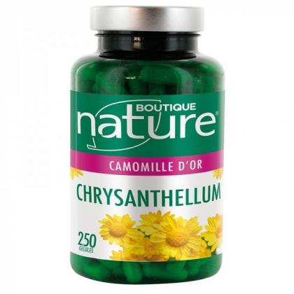 Chrysanthellum 250 Gélules BOUTIQUE NATURE