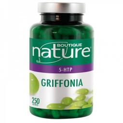 Griffonia - 250 gélules végétales Boutique Nature