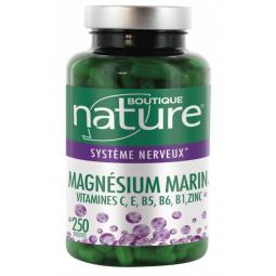 Magnésium marin 250 gélules BOUTIQUE NATURE