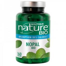 Nopal Bio 160 Comprimés BOUTIQUE NATURE