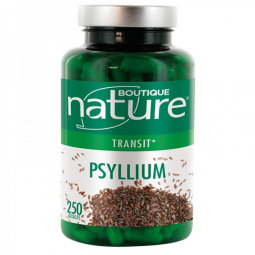 Psyllium 250 Gélules BOUTIQUE NATURE