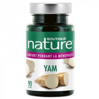 Yam 90 Gélules BOUTIQUE NATURE