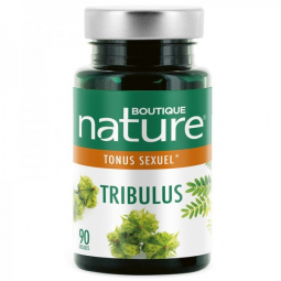 Tribulus 90 Gélules BOUTIQUE NATURE