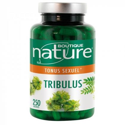 Tribulus 250 Gélules BOUTIQUE NATURE
