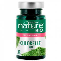 Chlorelle Bio 90 Comprimés BOUTIQUE NATURE