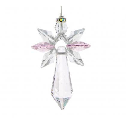 Archange Quartz rose - Octobre