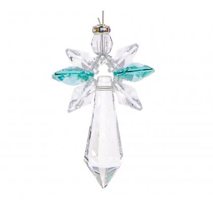 Archange Zircon bleu - Décembre