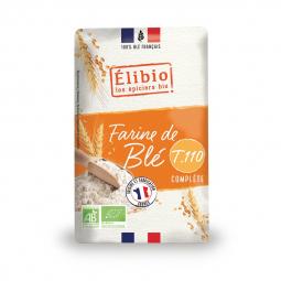 Farine de blé T110 - 1kg