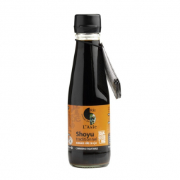 Sauce shoyu traditionnelle - 200mL