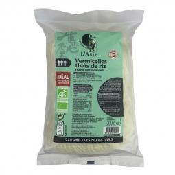 Vermicelles de riz thaï - 200g