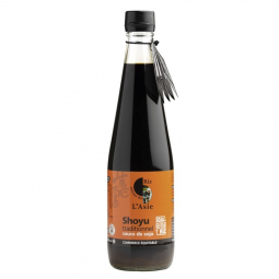 Sauce shoyu traditionnelle - 600mL
