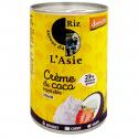 Crème de coco bio & équitable - 400mL