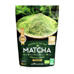 Poudre de thé vert Matcha - 500g