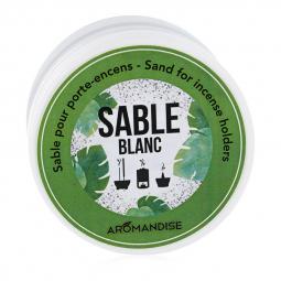 Sable blanc pour encens - 100g