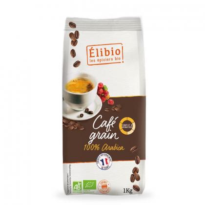 Café 100% Arabica Grain - 1kg